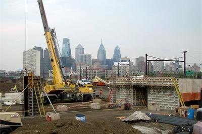 Penn Park site