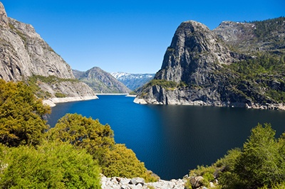 California Yosemite Reservoir