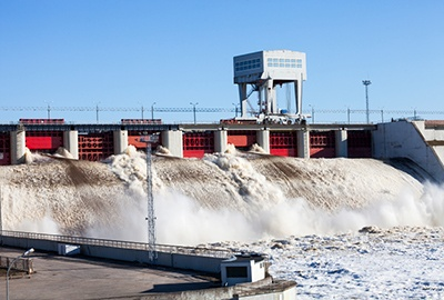 Hydroelectric powerplant