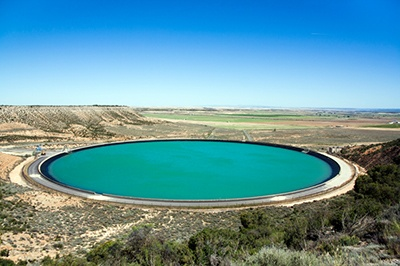 Rising Reservoirs - Round Water Reservoir