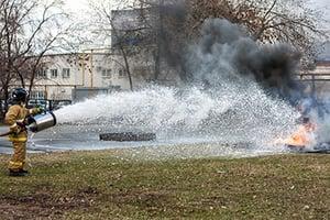 firefighting-foam
