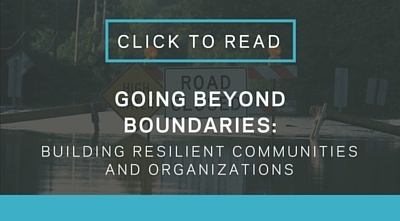 "Download Karin Holland's paper, ""Going Beyond Boundaries: Building Resilient Communities and Organizations"""