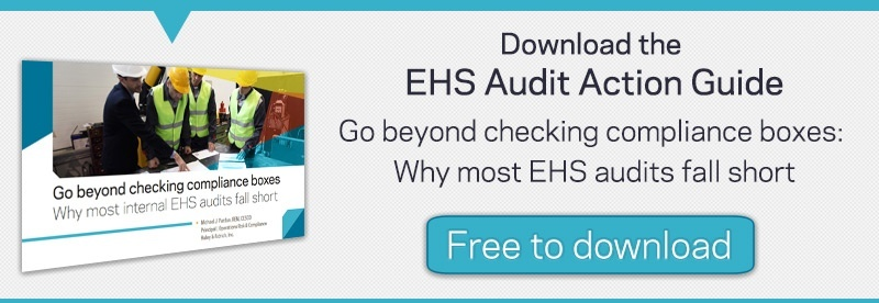 Download the EHS Audit Action Guide