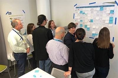 From idea to initiative: launching UCSF's campus-wide volunteer program